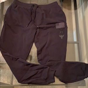 Under Armour Joggers   Project Rock